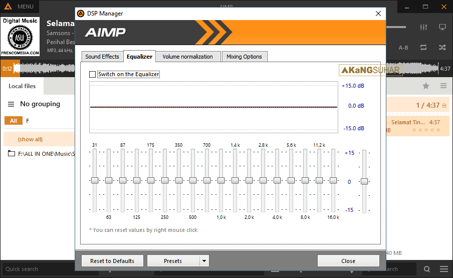 Free Download AIMP Latest Version