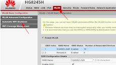 Memanfaatkan Fitur Automatic Wifi Shutdown Di Huawei HG8245H