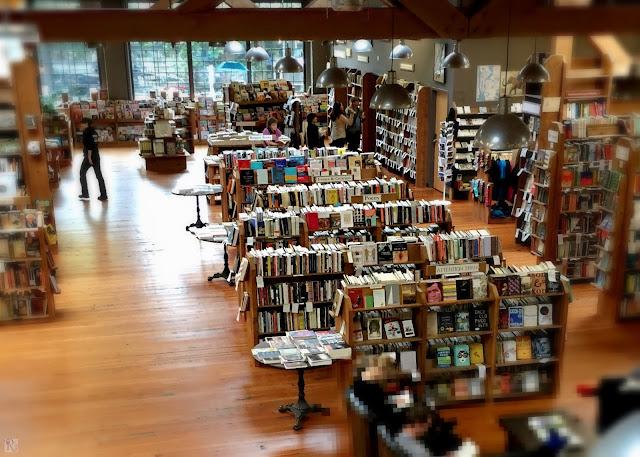 Elliott Bay Book Company Seattle