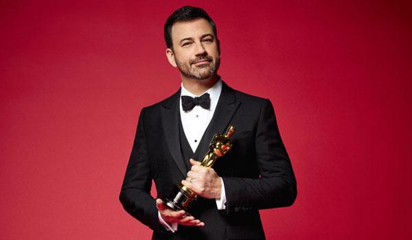 Jimmy Kimmel no Oscar 2017