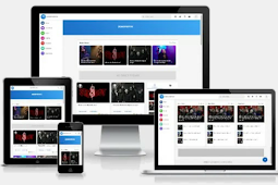 Masign Alpha Style 2 Premium Gratis Download untuk Blogger