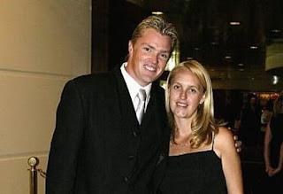 Brad With Wife