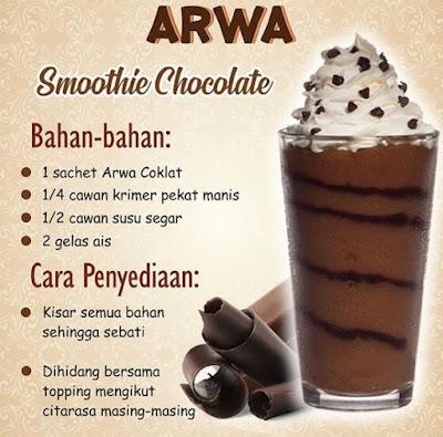 Arwa Minuman Coklat Dan Susu Kurma Yang Berkhasiat Dari Imanni