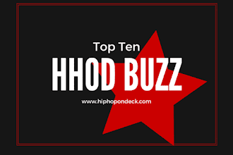 Hip Hop On Deck Buzz Top Ten Weekly   11.8.2019 @HHODBuzz