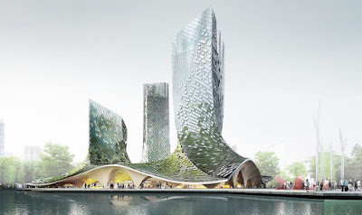 thiết kế French-Dream-Towers