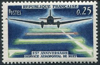 France 1964, Plane Douglas DC-3