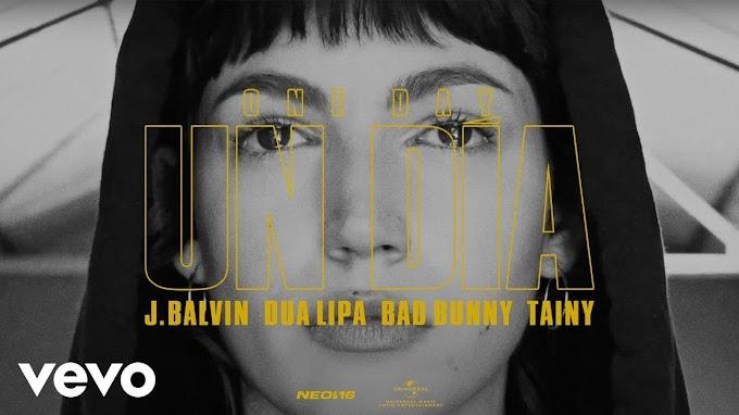 """""""Oney Day"""" el nuevo tema de J Balvin junto a Dua Lipa, Bad Bunny y Tainy"""