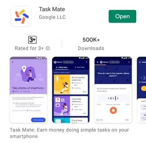 Task mate kya hai - Task mate se paise kaise kamaye, Task mate Referral code