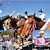 """Con cabalgata reciben a """"El Borrego"""" Gándara en la Sierra Baja"""