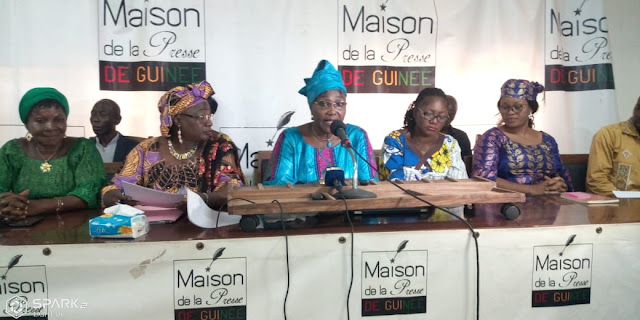 Crise sociopolitique en Guinée: une campagne de plaidoirie annoncée par les femmes pour paix et cohésion sociale