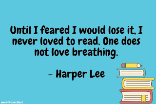 quote about reading harper lee