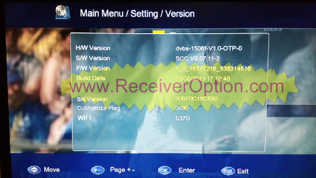 STAR TRECK 5900 HD RECEIVER AUTO ROLL POWERVU KEY NEW SOFTWARE