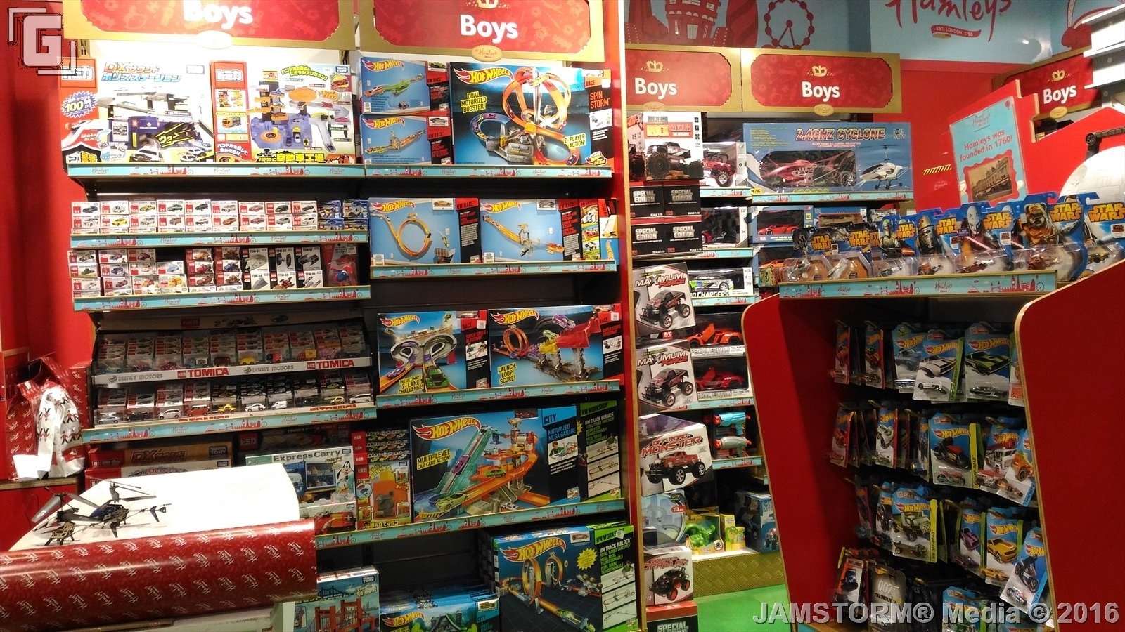 Toys From Hamleys : Geekmatic inside hamleys toys at central square