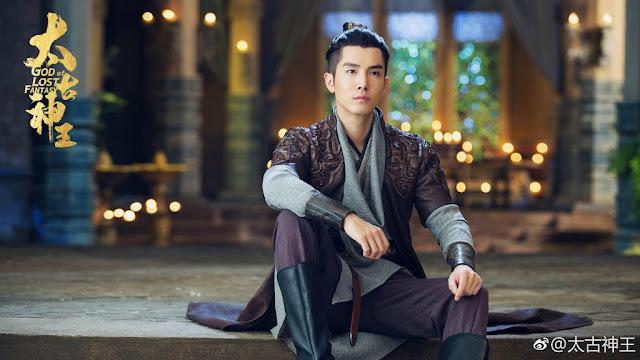 Peter Sheng Yi Lun Swire God