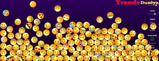 Bouncing Emoji