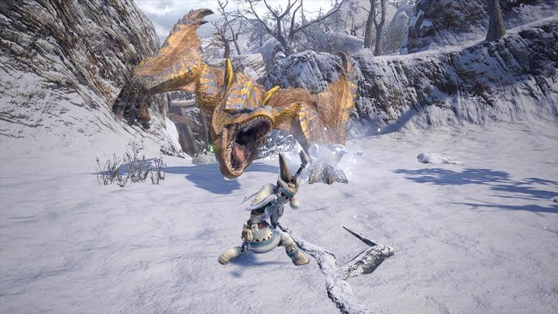 Monster Hunter Rise - Review Scr1