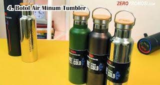 Botol Air Minum Tumbler adalah Hadiah Menarik Dan Berkesan Untuk Guru