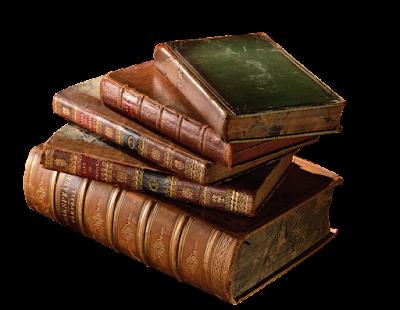 gambar kitab kuning pesantren bertumpuk