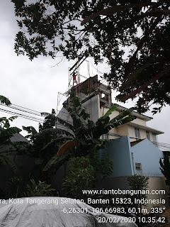 Jasa Pemborong Bangunan Melati Mas
