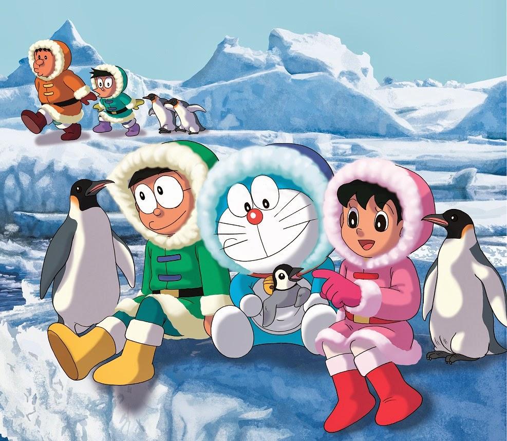 Gambar Doraemon Lucu Ban Terbaru