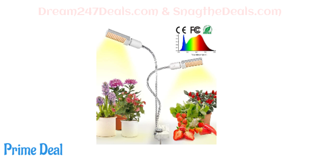 50% off LED Grow Light for Indoor Plants--15000Lux