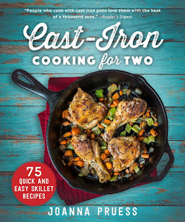 Review of Cast-Iron Cooking for Two by Joanna Pruess