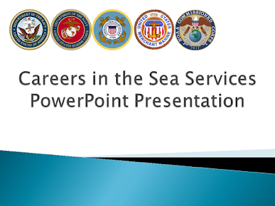 Careers in the Sea Services