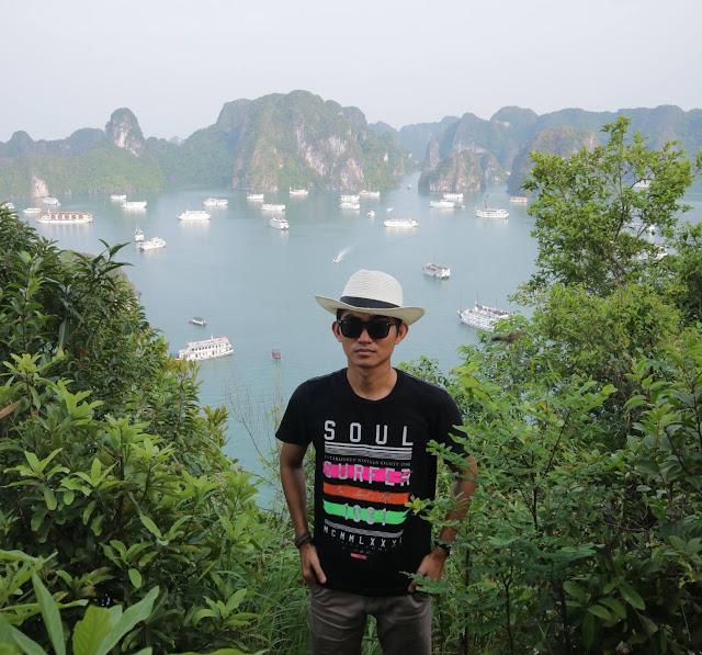 5 Baju Kaos Kesayangan Saat Travelling !!! Kamu Gimana ?