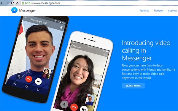 Converge! Network Digest: Facebook Adds Video Calling to