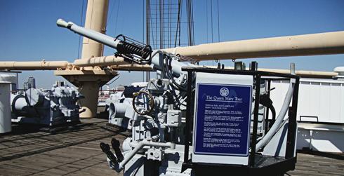 Queen Mary Ship Long Beach California