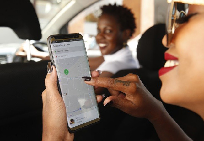Tinuku Taxify aiming East Africa on motorized rickshaws and motorcycles