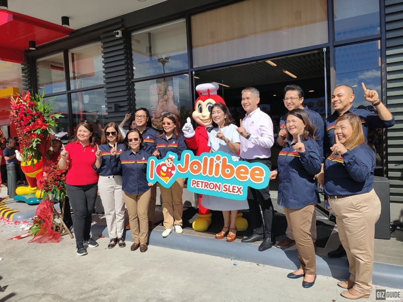 Jollibee Philippines opens 1,200th store with Self Service Kiosks!
