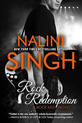 #ARCBookReview: Rock Redemption by Nalini Singh