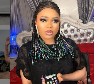 I Don't Know Why I'm Yet To Get Pregnant — Bobrisky Laments
