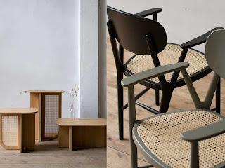 Коллекция мебели TRÄD