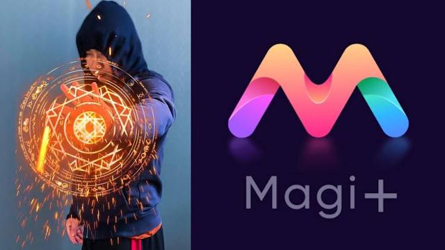 نسخة مدفوعة مجانا magic video