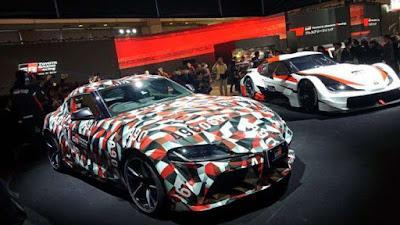 """Empat Mobil """"MONSTER""""Toyota, Muncul di Tokyo Auto Salon 2019 di Jepang"""