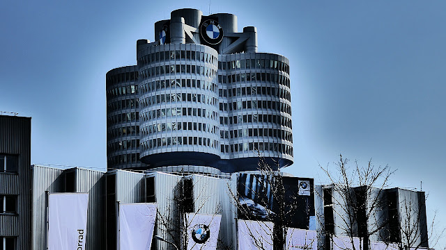 BMW Towers München / Munich