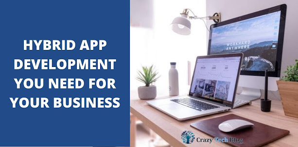 hybrid app development for your business