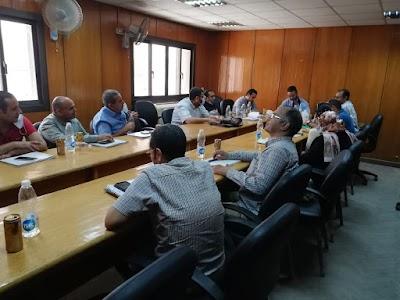 صحة سوهاج تعقد الإجتماع التنسيقي الأول لإدارة الزمالة المصرية مع بدء تفعيل منظومة الزمالة بمحافظة سوهاج
