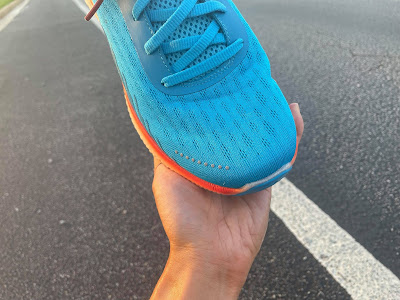 Forefoot of the men's Maxroad 5