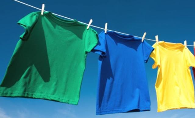 Begini Cara yang Benar Mencuci Kaos Polos dan Kaos Sablon