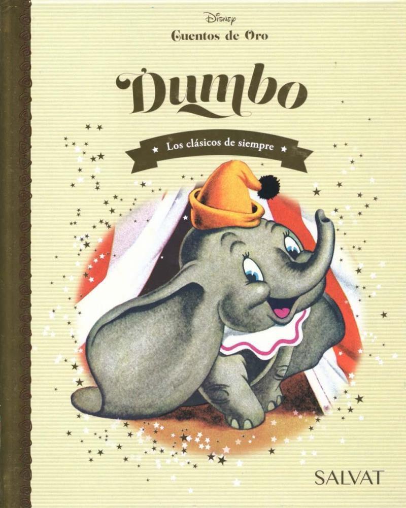 Dumbo – Disney Cuentos de Oro