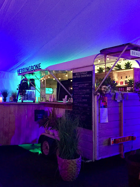 Cocktail Village - Edinburgh Cocktail Week 2019