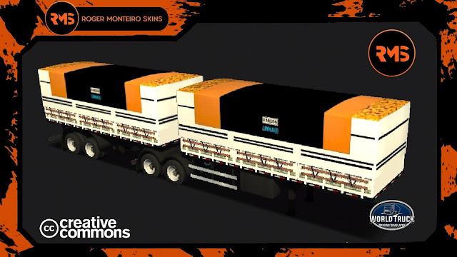 Roger Monteiro Skins