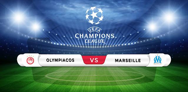 Olympiakos Piraeus vs Olympique Marseille – Highlights