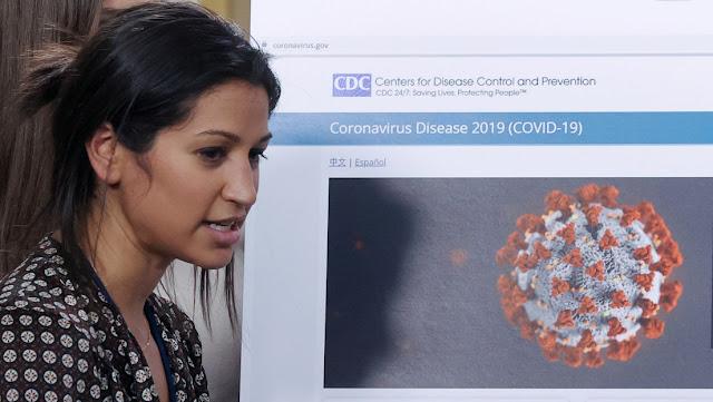Katie Miller, portavoz del vicepresidente de EE.UU., positivo por coronavirus