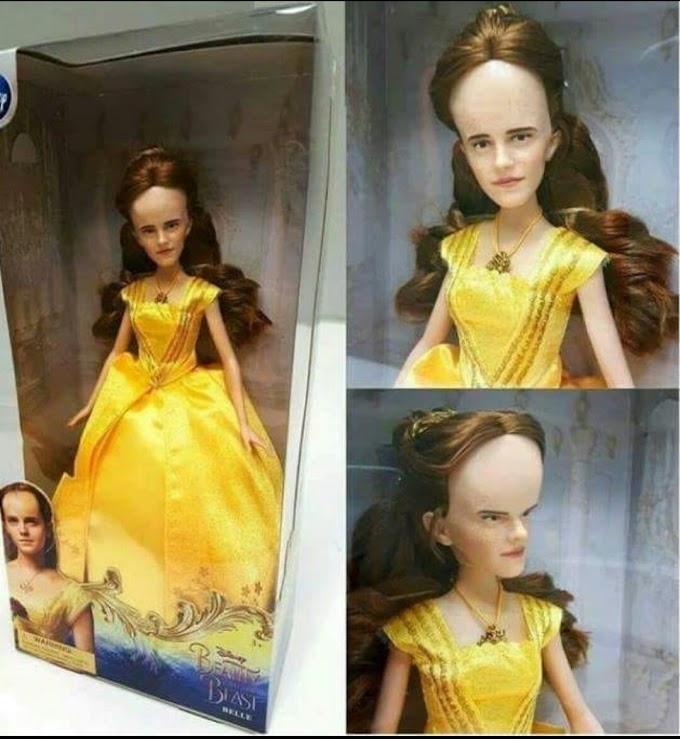Boneca da Larissa Manoela