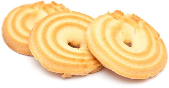 Galletas danesas de manteca