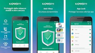 App Kaspersky Mobile Antivirus